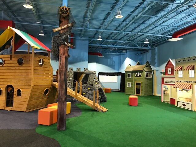 Indoor Playground in Montclair